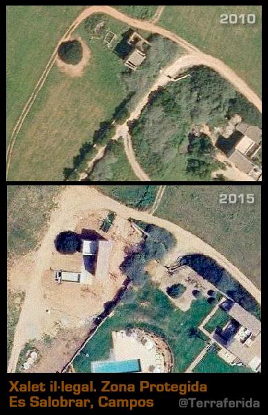 Xalet Salobrar 2010-2015